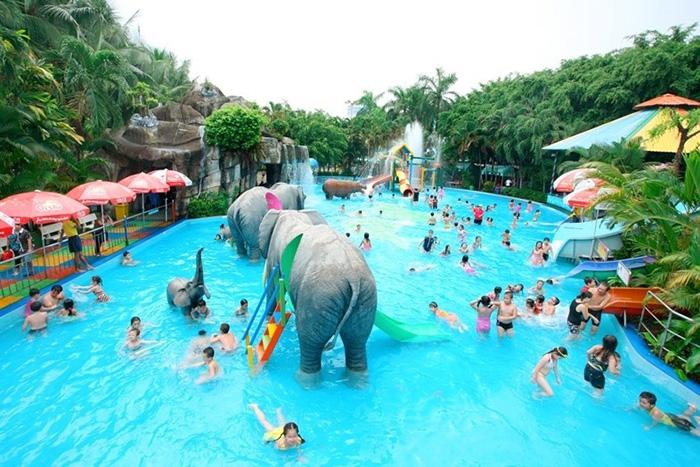 9 Taman Hiburan dan Taman Hiburan Terbaik di Vietnam