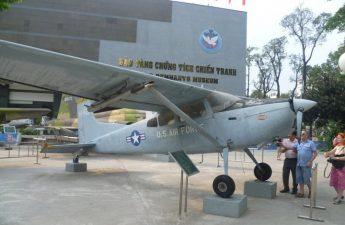 Museum Sisa Perang, Kota Ho Chi Minh
